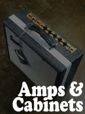 Amps & Cabinets